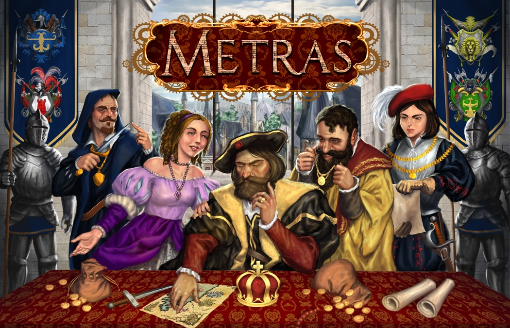 A Journey into Metras (Part 3)